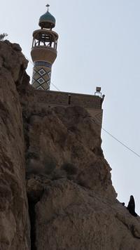 گل دسته ی مسجد خضر